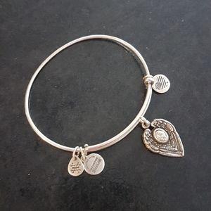 Alex and Ani bracelet. Guardian Angel